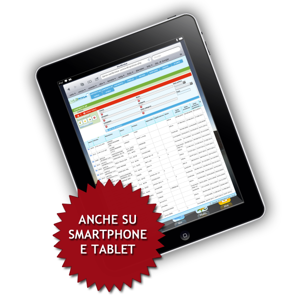Da ora We4Broker anche su Ipad e Touchpad